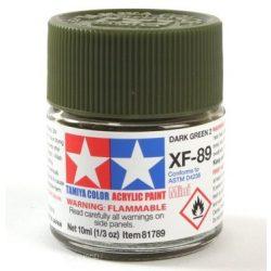 Tamiya 81789 MINI XF-89  Dark Green 2