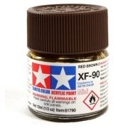 Tamiya 81790 MINI XF-90 RED BROWN 2