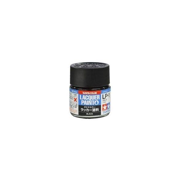 Tamiya 82101 LP-1 Gloss Black