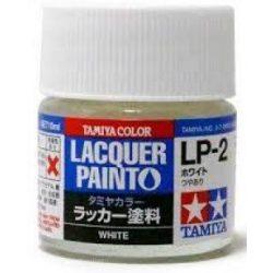 Tamiya 82102 LP-2 White - Gloss