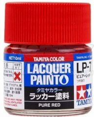 Tamiya 82107 LP-7 Pure Red - Gloss