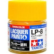 Tamiya 82108 LP-8 Pure Yellow - Gloss