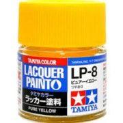 Tamiya 82108 LP-8 Gloss Pure Yellow