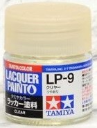 Tamiya 82109 LP-9 Clear Gloss - Gloss