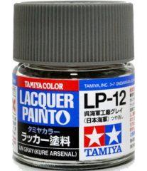 Tamiya 82112 LP-12 IJN Gray (Kure) - Flat