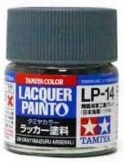 Tamiya 82114 LP-14 IJN Gray (Maizuru) - Flat