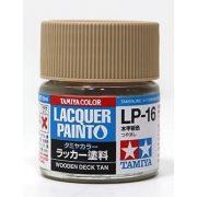 Tamiya 82116 LP-16 Flat Wooden Deck Tan