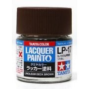 Tamiya 82117 LP-17 Flat Linoleum Deck Brown