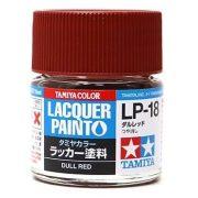 Tamiya 82118 LP-18 Dull Red - Flat