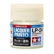 Tamiya 82124 LP-24 Semi Gloss Clear