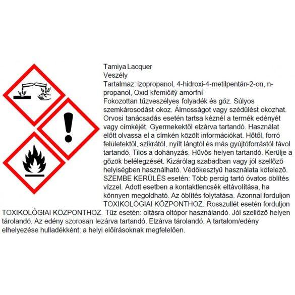 Tamiya 82124 LP-24 Semi Gloss Clear