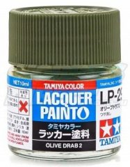 Tamiya 82129 LP-29 Olive Drab 2 - Flat