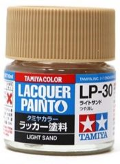 Tamiya 82130 LP-30 Light Sand - Flat