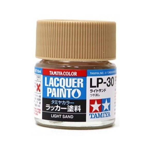 Tamiya 82130 LP-30 Light Sand - Flat