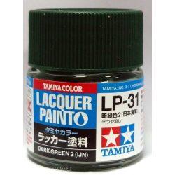 Tamiya 82131 LP-31 Dark Green 2 (IJN) - Semi Gloss