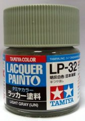 Tamiya 82132 LP-32 Light Gray (IJN) - Semi Gloss
