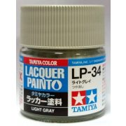 Tamiya 82134 LP-34 Flat Light Grey