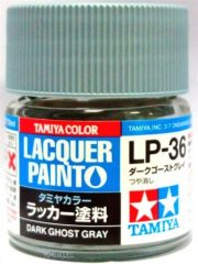Tamiya 82136 LP-36 Dark Ghost Gray - flat