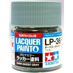 Tamiya 82136 LP-36 Dark Ghost Gray - flat