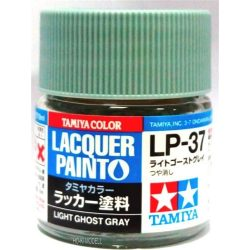 Tamiya 82137 LP-37 Light Ghost Gray - Flat