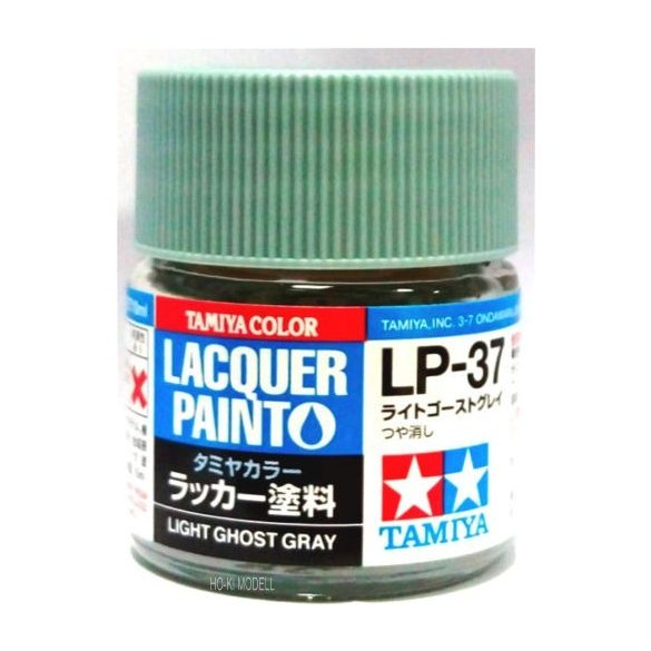 Tamiya 82137 LP-37 Flat Light Ghost Grey