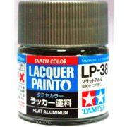 Tamiya 82138 LP-38 Flat  Metallic Aluminum