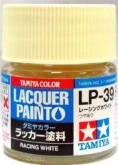 Tamiya 82139 LP-39 Racing White - Gloss