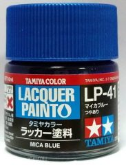 Tamiya 82141 LP-41 Mica Blue - Gloss