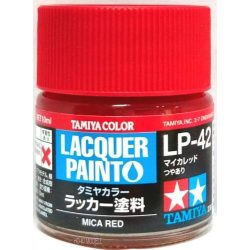 Tamiya 82142 LP-42 Mice Red - Gloss
