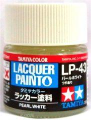 Tamiya 82143 LP-43 Pearl White - Gloss