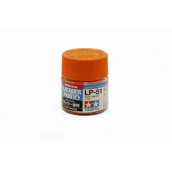 Tamiya 82151 LP-51 Pure Orange - Gloss