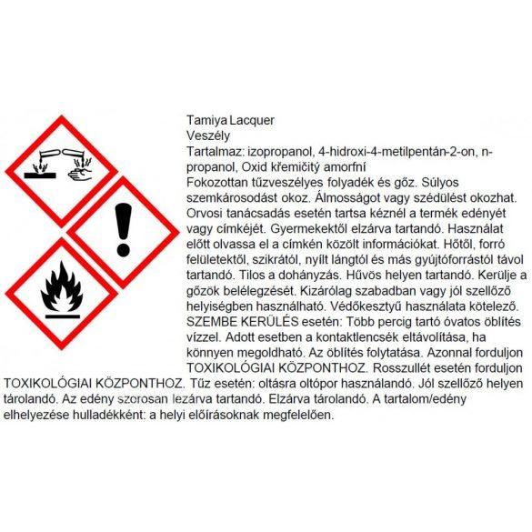 Tamiya 82152 LP-52 Gloss Clear Red