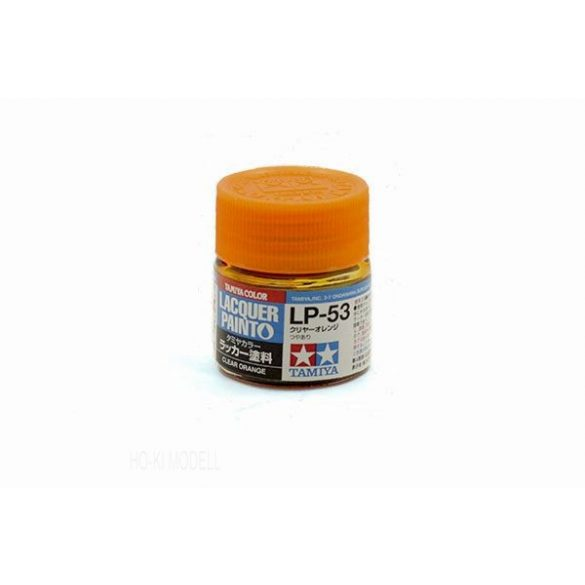 Tamiya 82153 LP-53 Clear Orange - Gloss