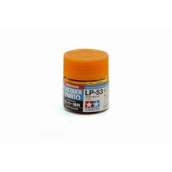 Tamiya 82153 LP-53 Gloss Clear Orange