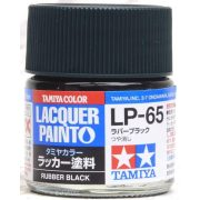 Tamiya 82165 LP-65 Rubber Black