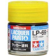 Tamiya 82169 LP-69 Clear Yellow