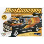 MPC 824 Bad Company Dodge Van 1982