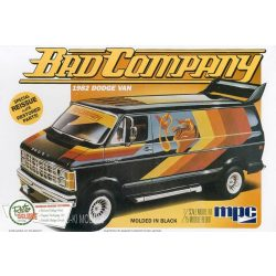 MPC 824 Bad Company Dodge Van 1982