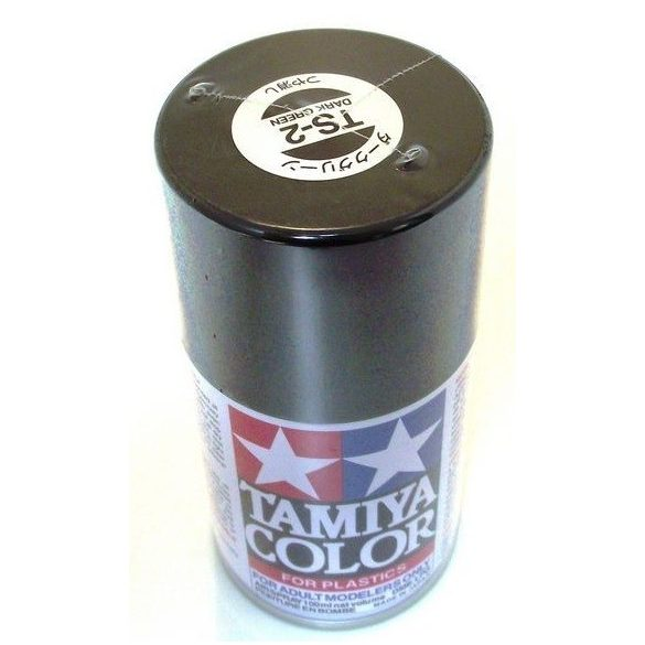 Tamiya 85002 TS-2 Dark Green