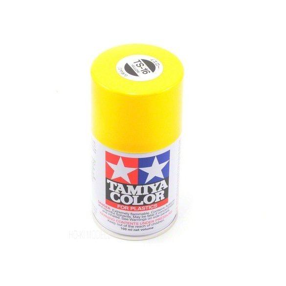 Tamiya 85016 TS-16 Yellow