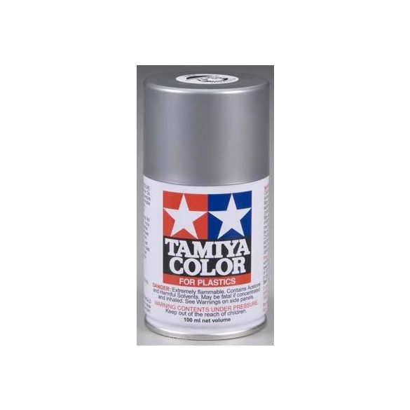 Tamiya 85017 TS-17 Gloss Aluminium