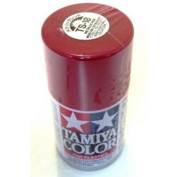 Tamiya 85018 TS-18 Metallic Red