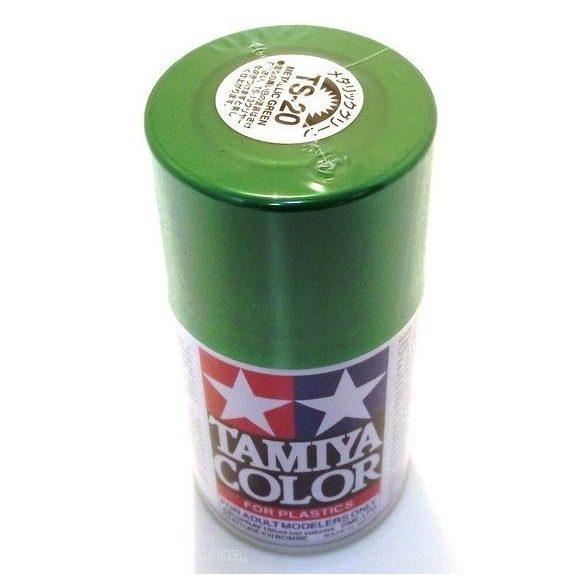 Tamiya 85020 TS-20 Metallic Green