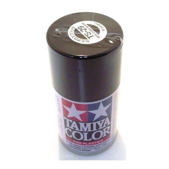 Tamiya 85029 TS-29 Semi Gloss Black