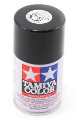 Tamiya 85040 TS-40 Metallic Black