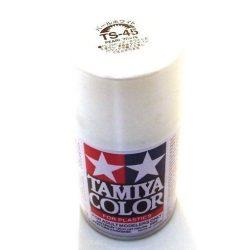Tamiya 85045 TS-45 Pearl White