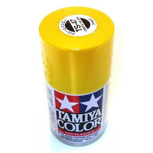 Tamiya 85047 TS-47 Chrome Yellow