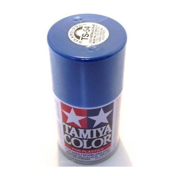 Tamiya 85054 TS-54 Light Metallic Blue