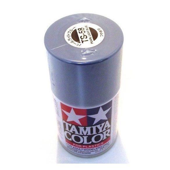 Tamiya 85058 TS-58 Pearl Light Blue
