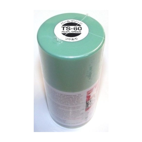 Tamiya 85060 TS-60 Pearl Green